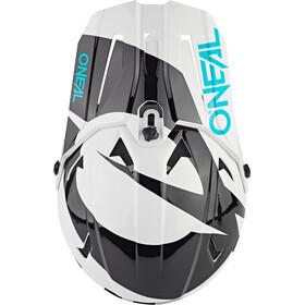 O'Neal Backflip Helm Slick white/black